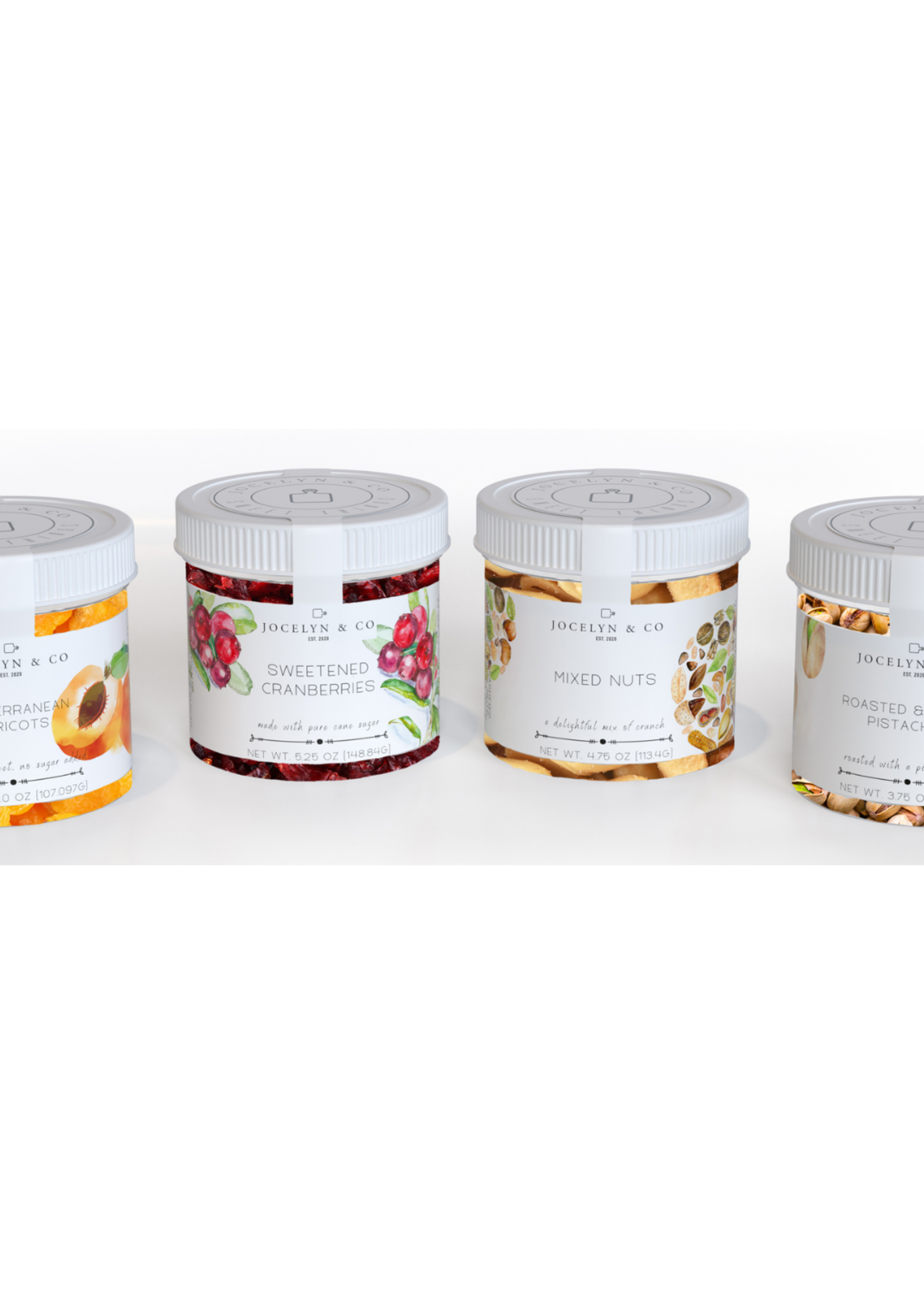 Jocelyn & Co The Luxe Collection Mediterranean Apricots