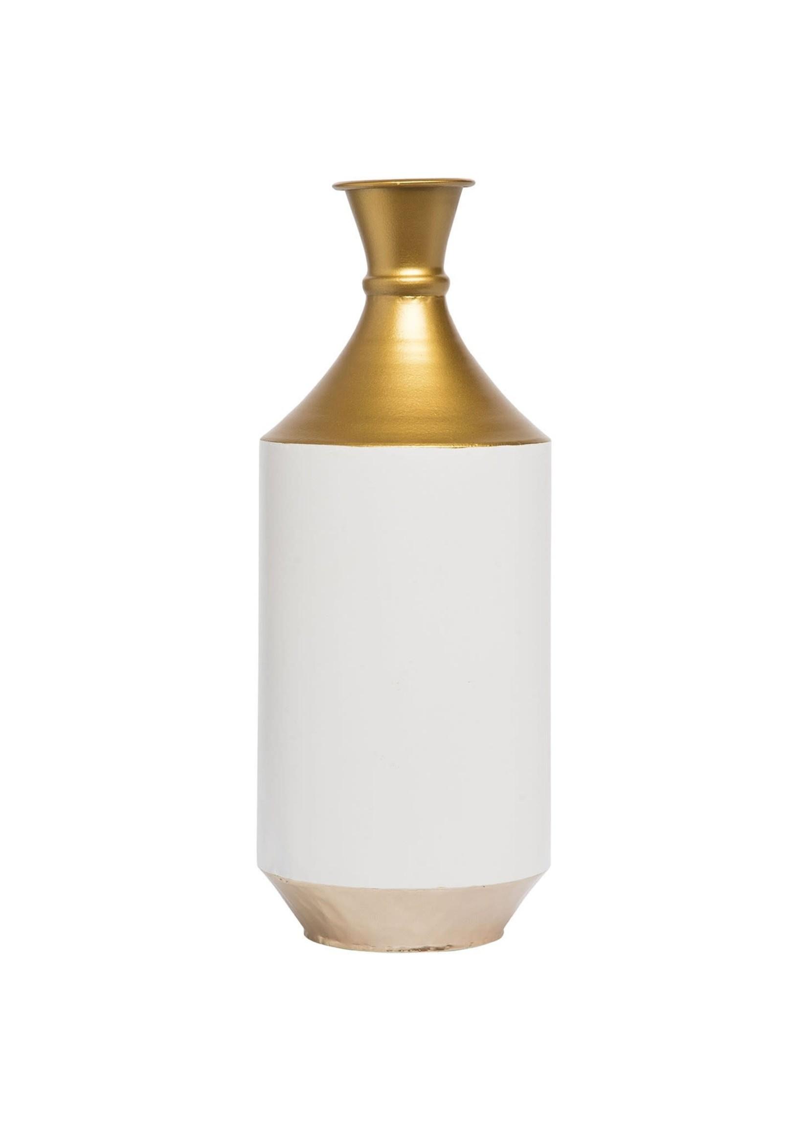 Kira Vase White