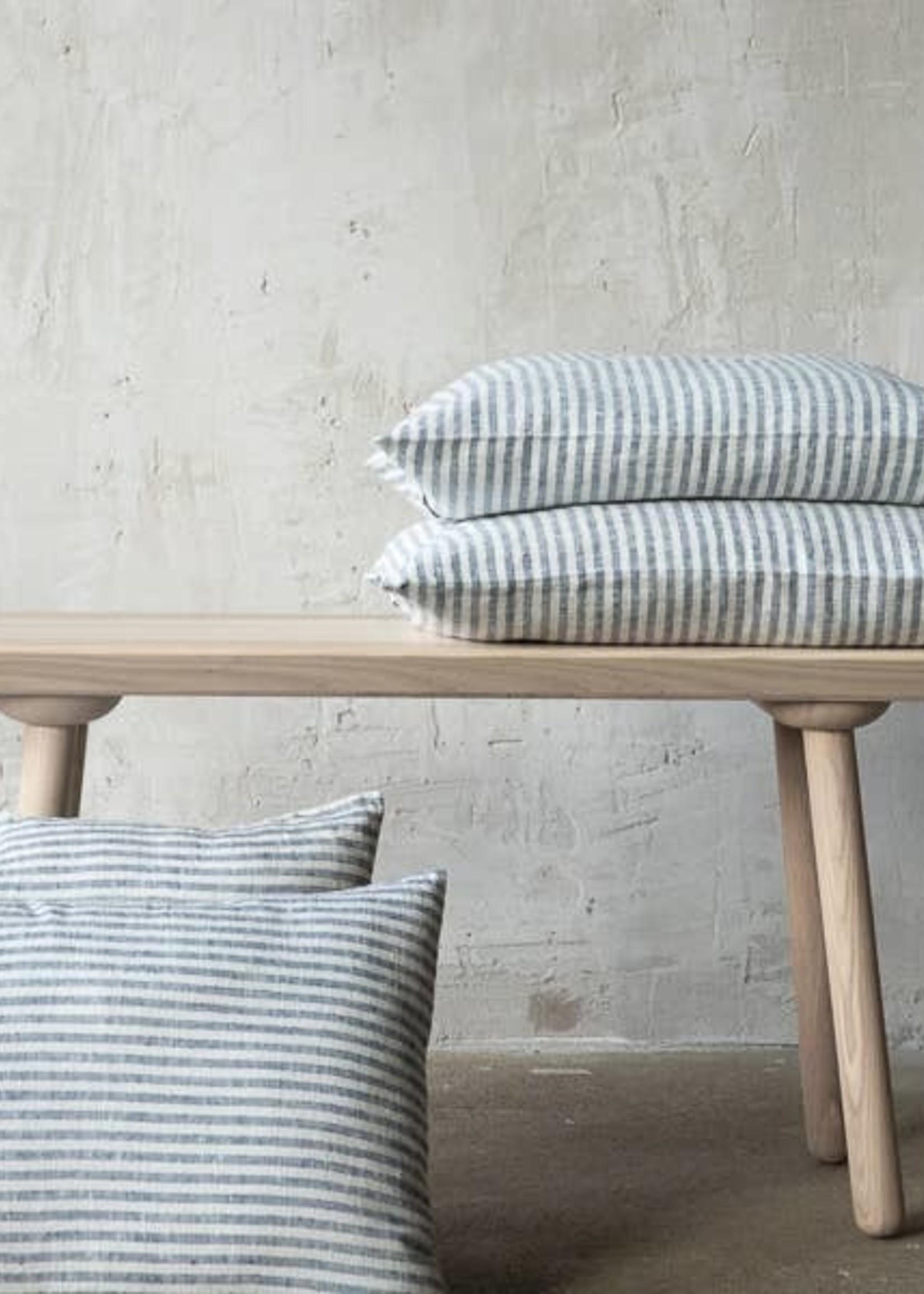 LinenMe Linen Cushion Cover Indigo