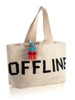 Offline Tote - Ivory