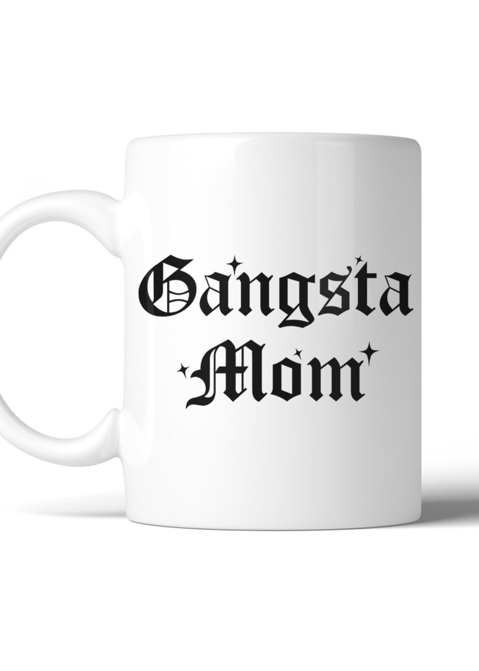 Gangsta Mom Coffee Mug