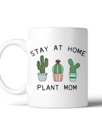 Stay at Home Plant Mom Coffee Mug
