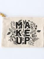 Makeup Zippered Pouch