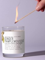 Just Bee Cosmetics Ginger Pamplemousse Candle