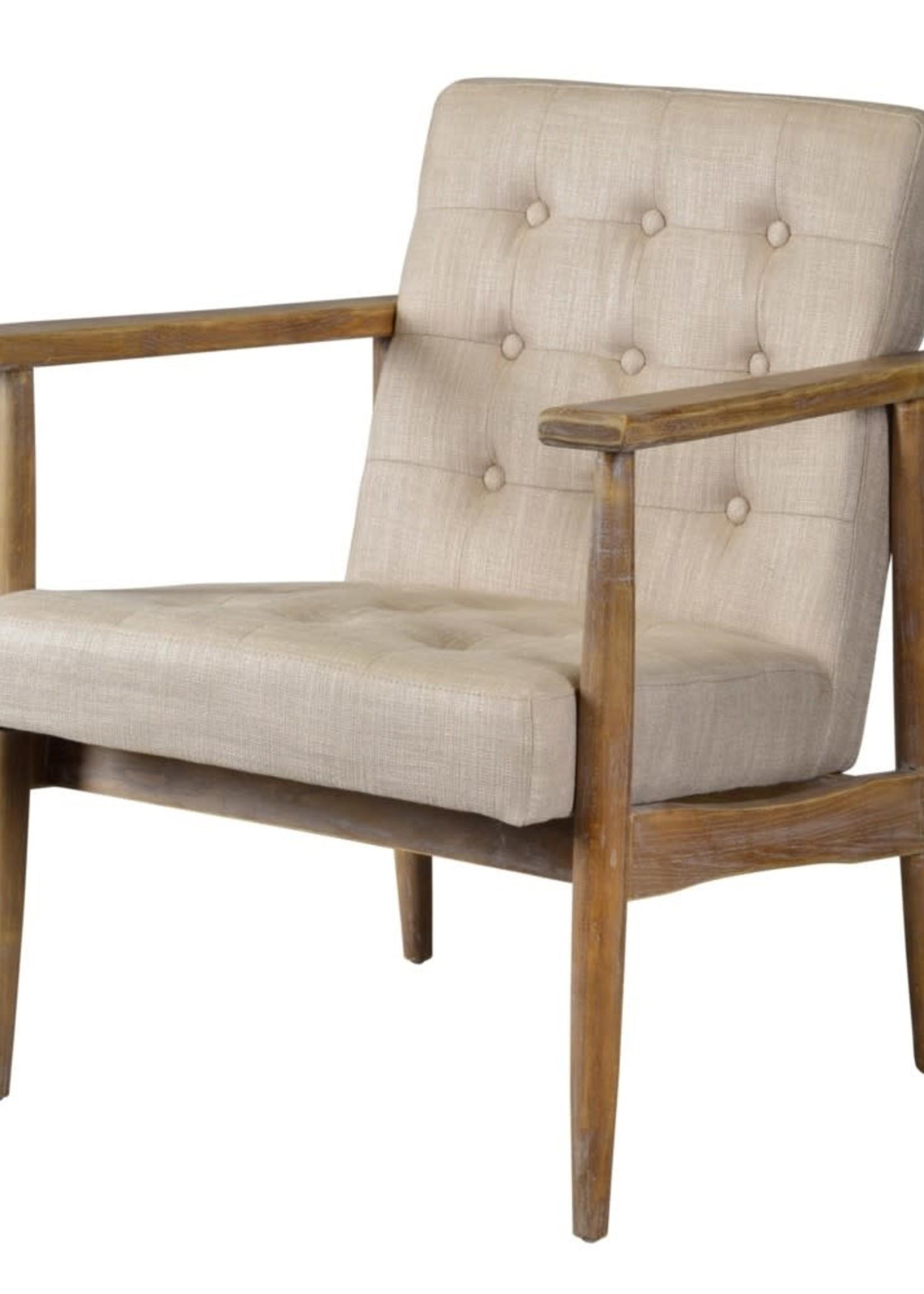 Kathleen Chair (Moonlight Grey)