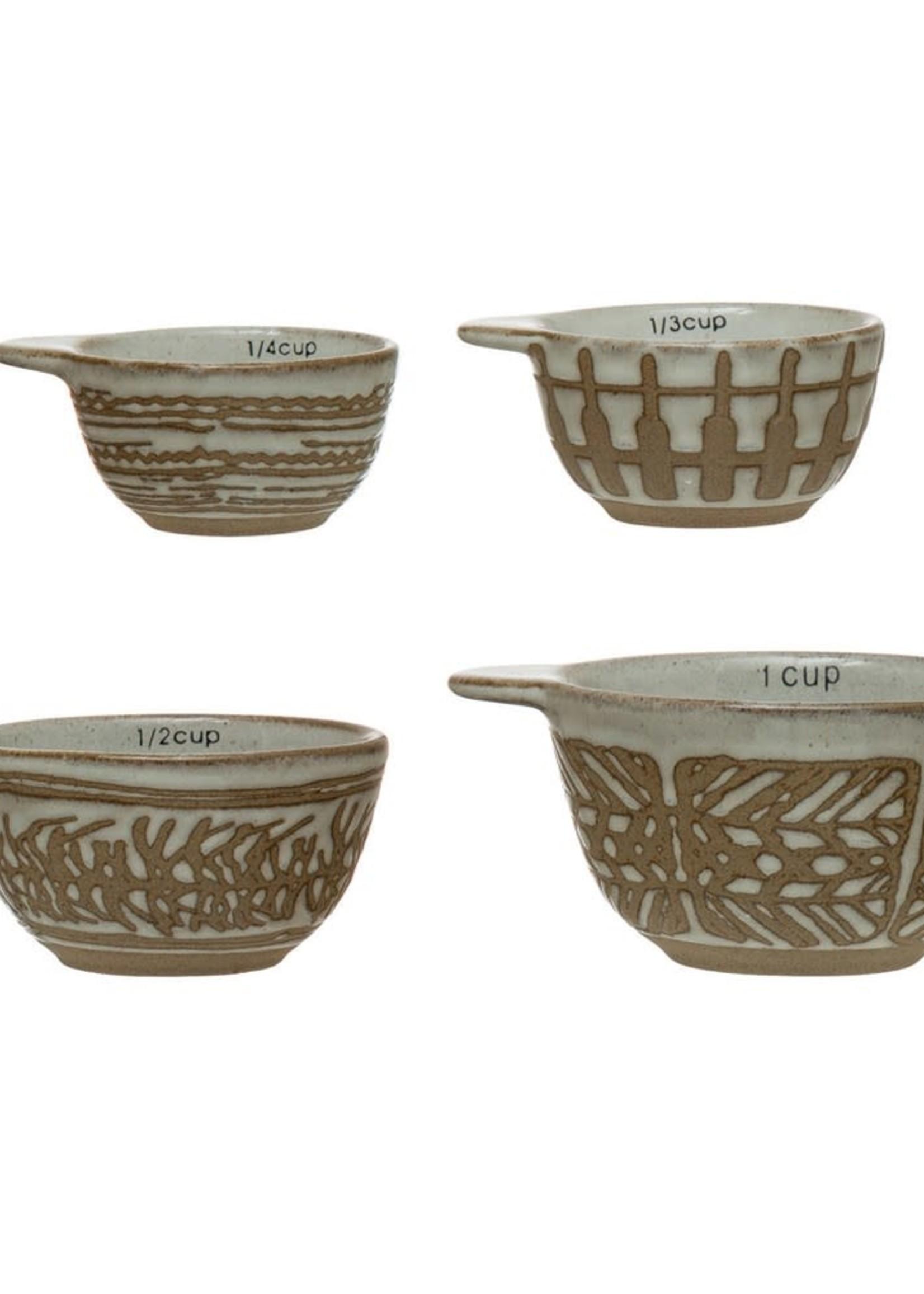 """S/4 4-3/4""""L Stoneware"""