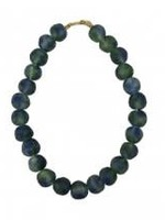 Recycled Glass Beads, Mixed, Large