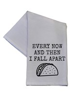 Every Now and Then Tea Towel