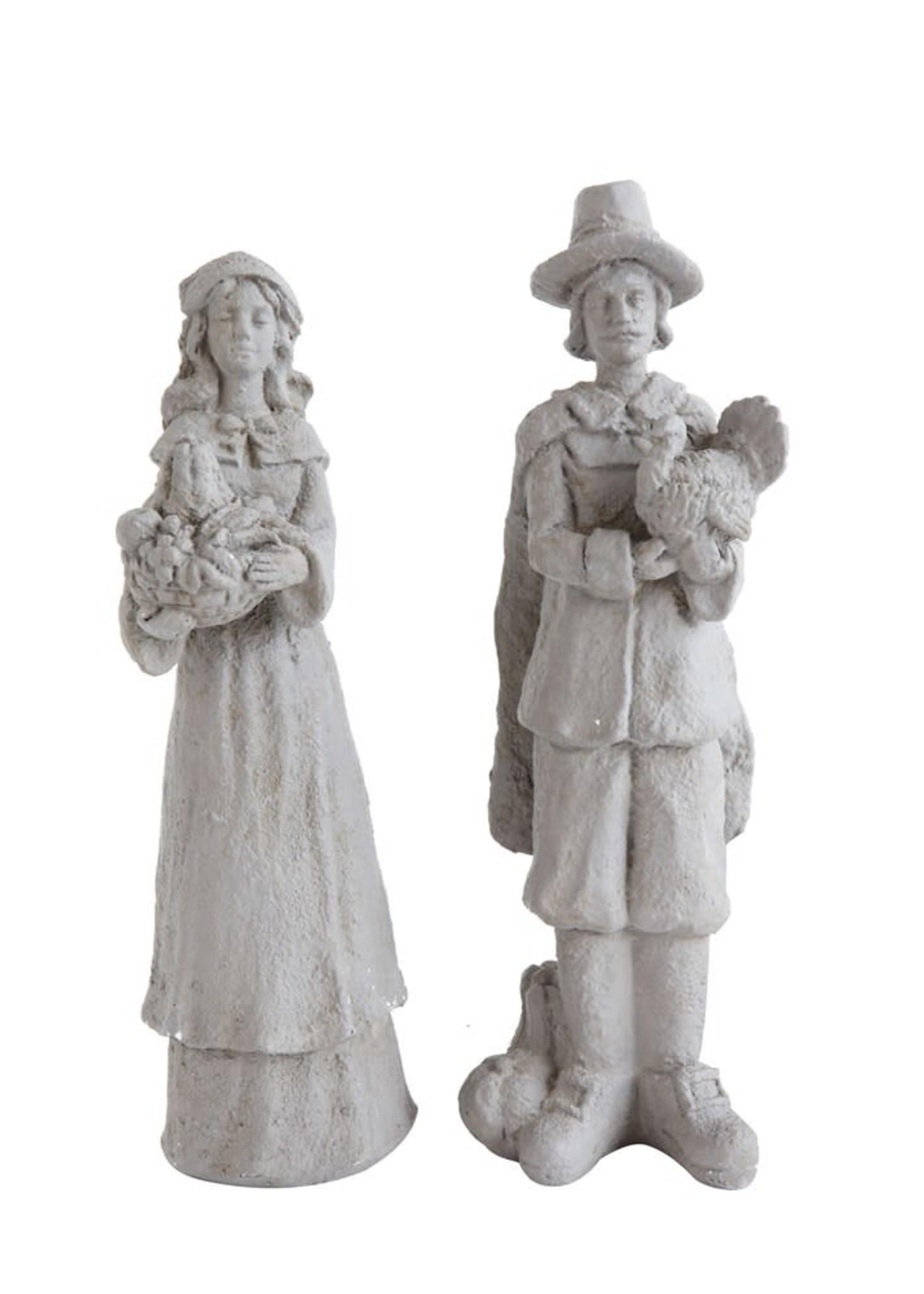 Resin Pilgrim, Grey