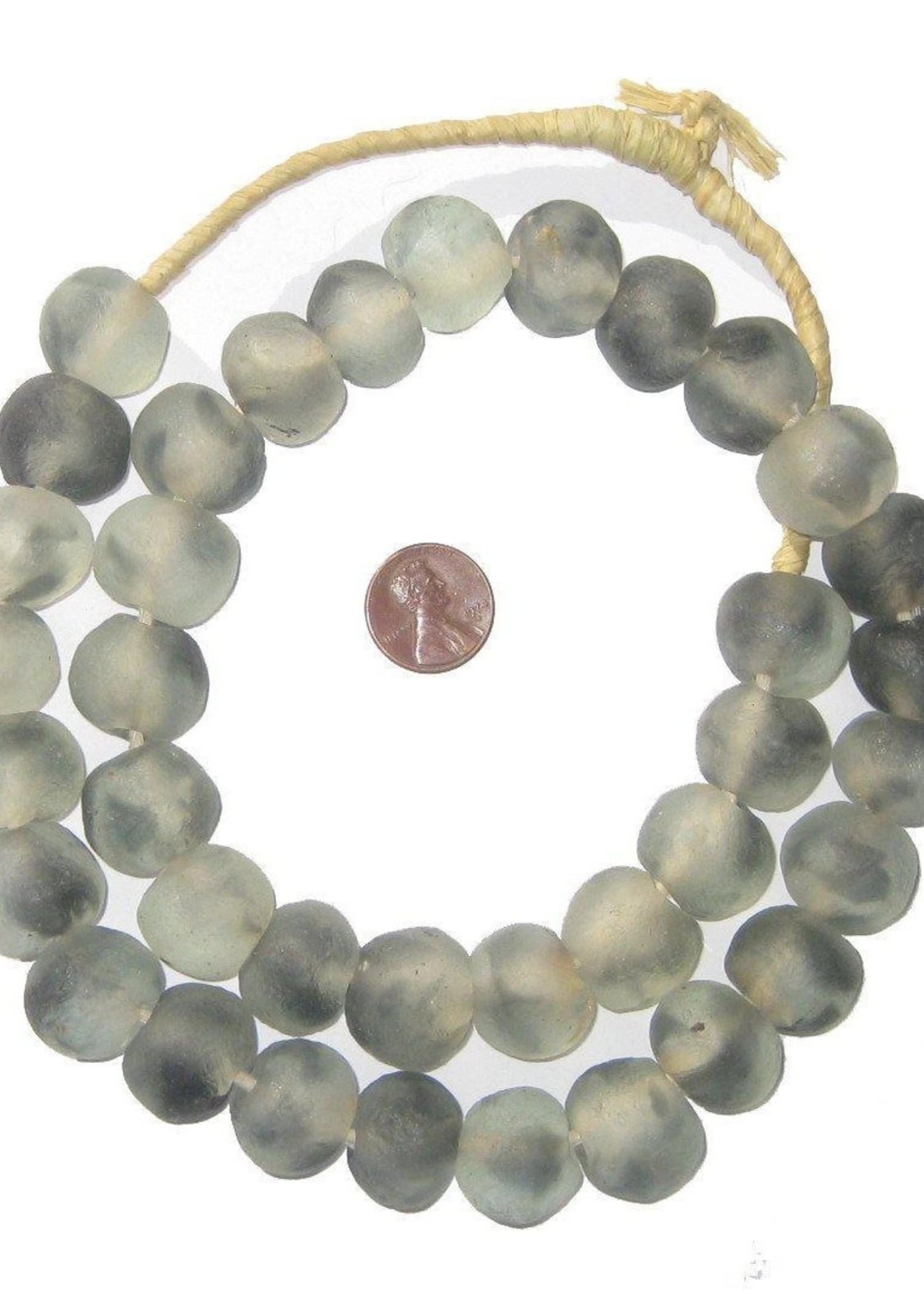 18 mm Recycled Glass Beads