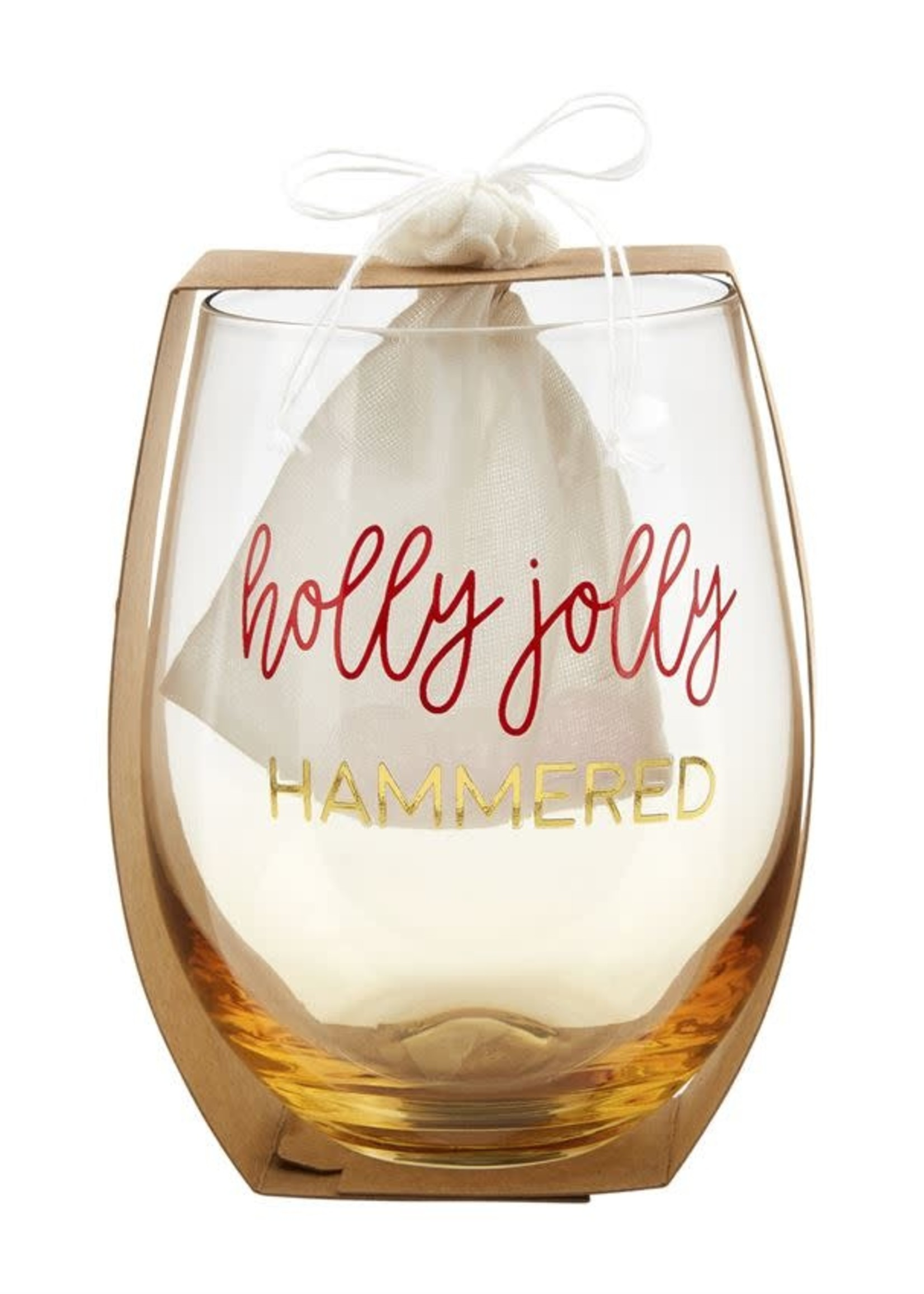 HAMMERED WINE CHILLER SET