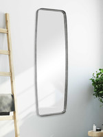 Long Mirror - Silver
