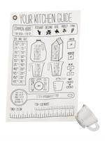 Measuring Cup & Towel Set