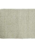 Hand-Woven Acrylic Blend Throw w/ Tassels, Grey