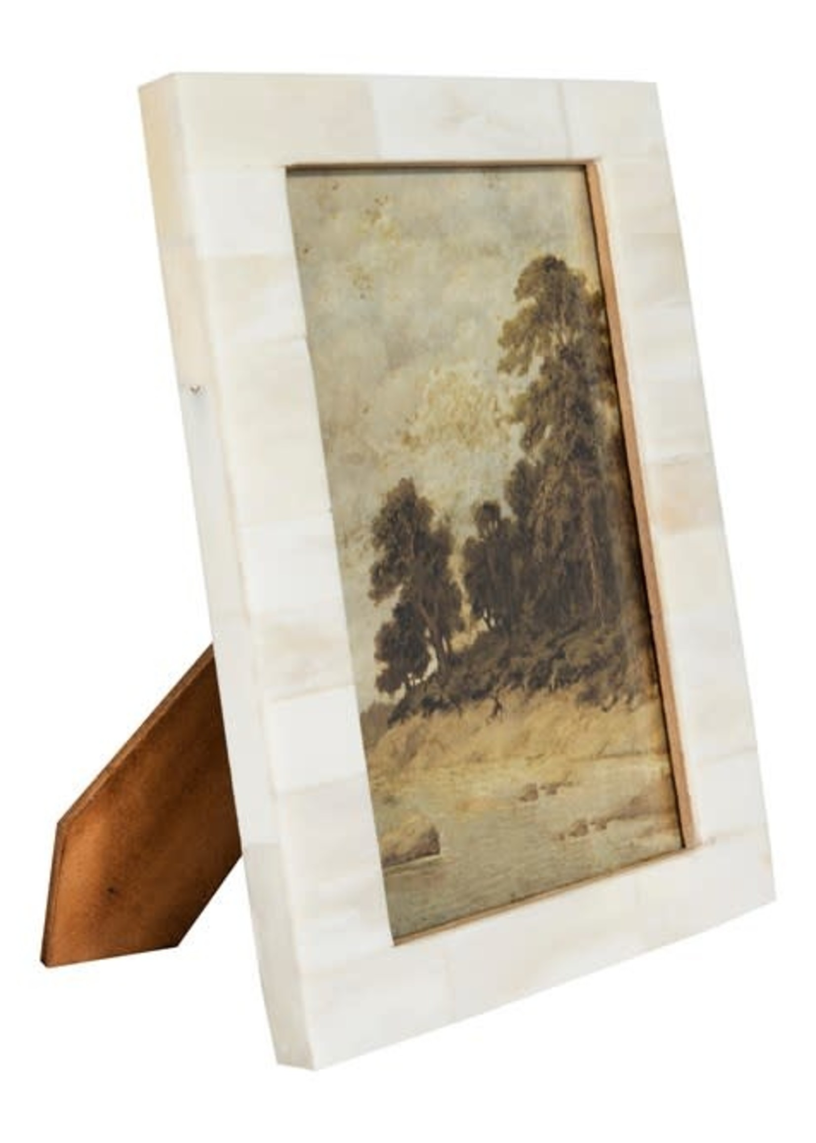 """Resin Photo Frame, Fits 7"""" x 5"""""""