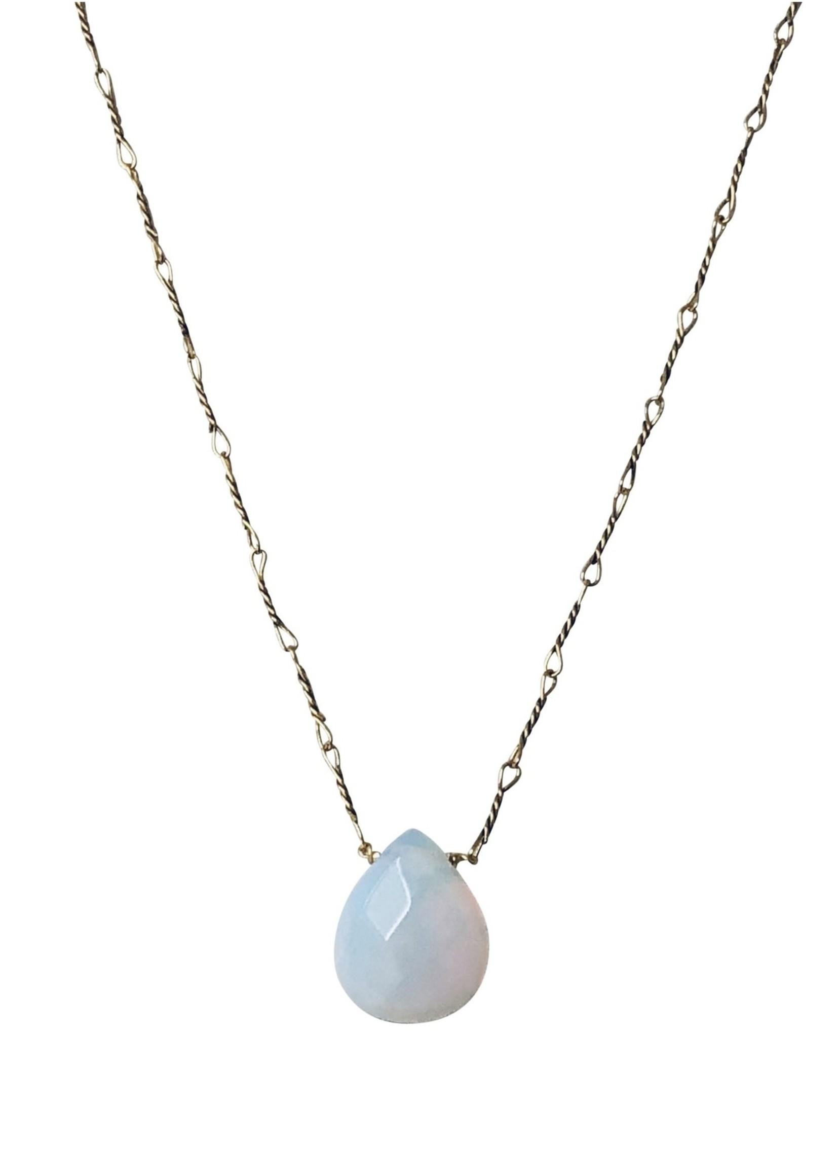 Churro Opalite Necklace