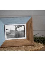 4 x 6 Maxwell Photo Frame Blue