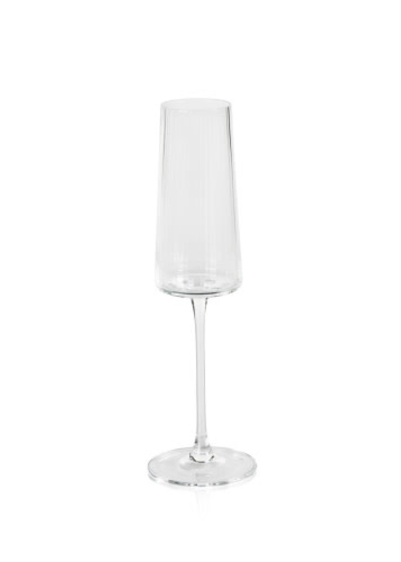 Bandol Fluted Textured Champagne Flute