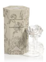 Grand Porcelain Diffuser - White Rose