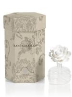 Porcelain Diffuser - White Rose