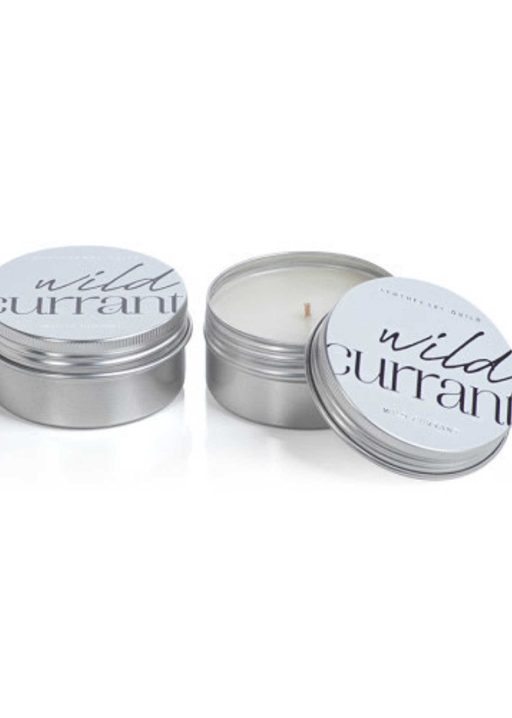 Scented Candle Tin - Wild Current