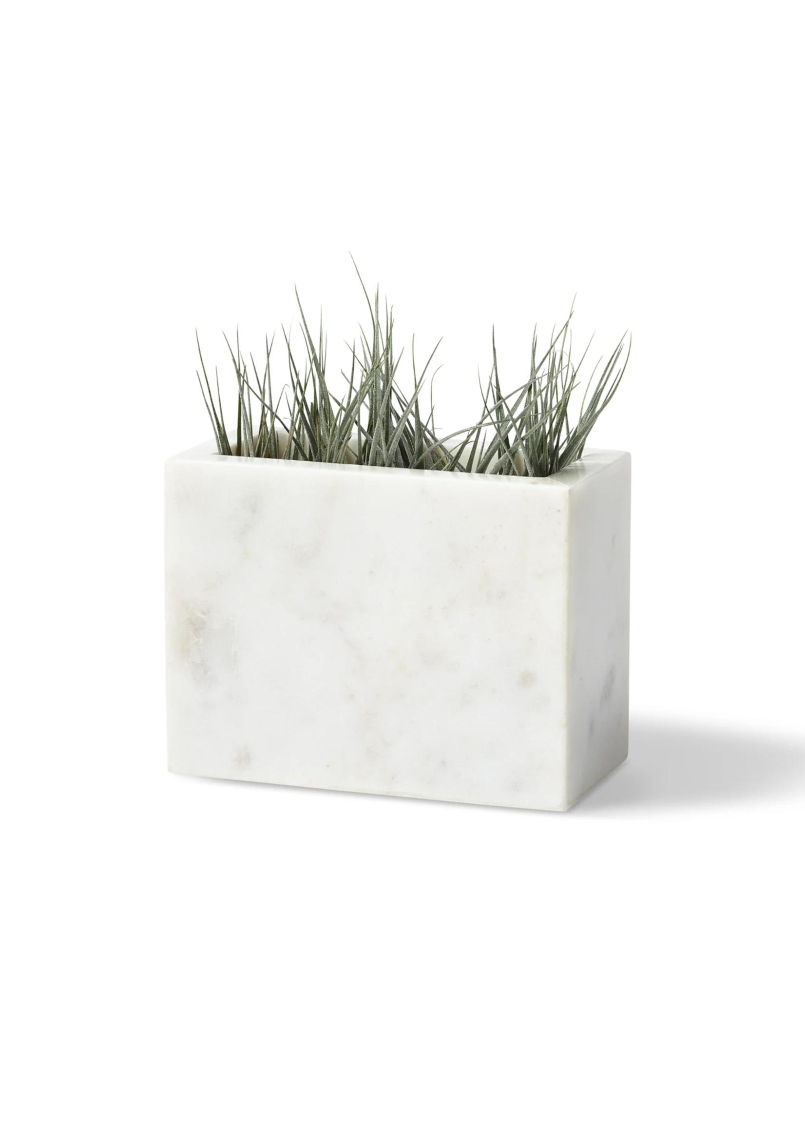 Magenta Citrine Marmo Marble Extra Small Vase