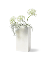 Magenta Citrine Marmo Marble Small Vase