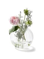 Magenta Citrine Optic Orb Jumbo Vase