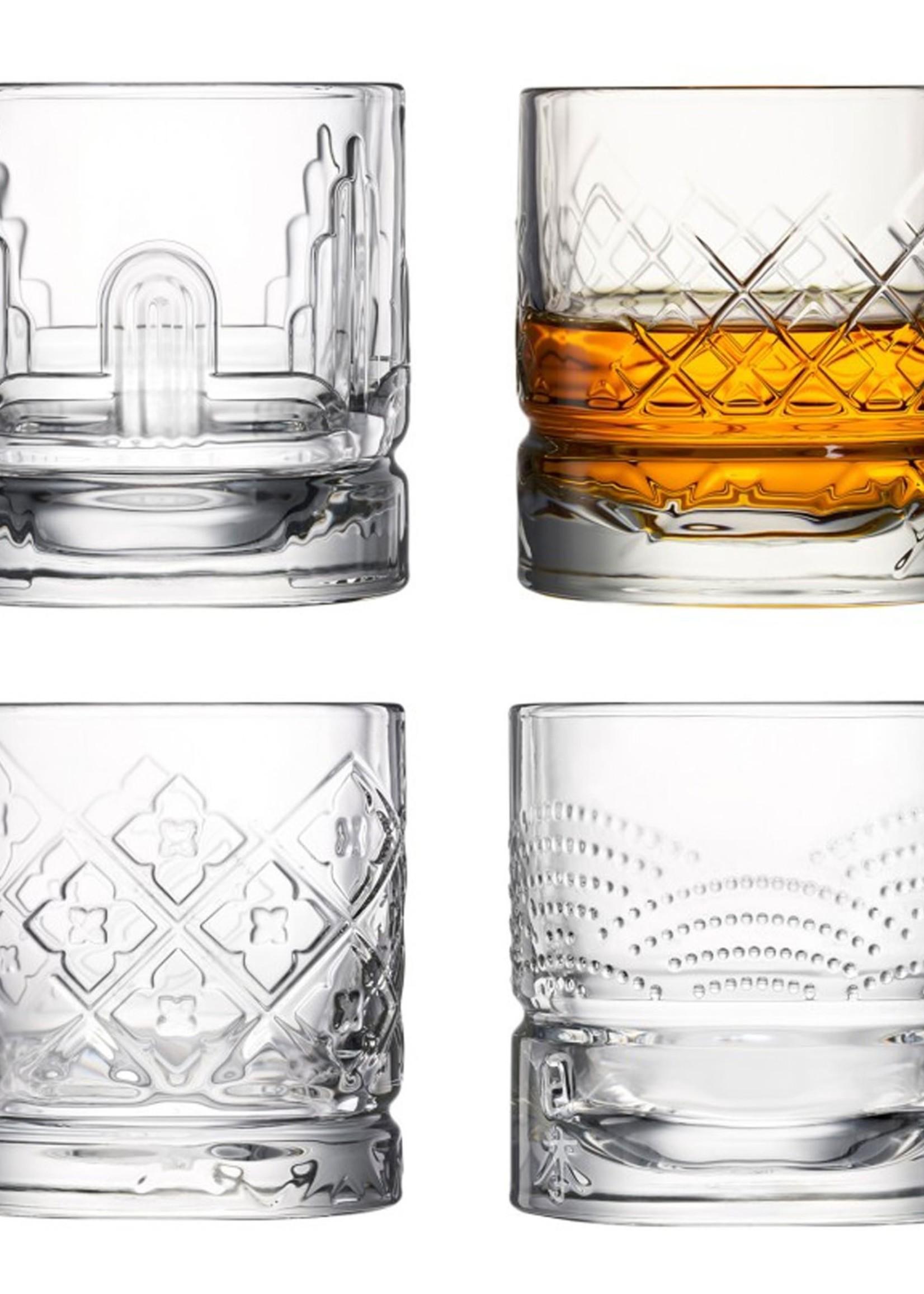 Dandy Whiskey Glass
