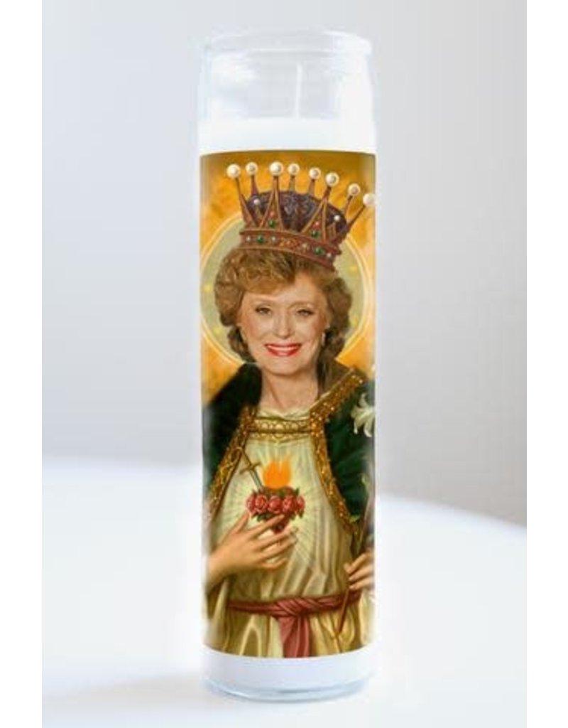 Illuminidol Saint Blanche (Golden Girls) Prayer Candle Unscented