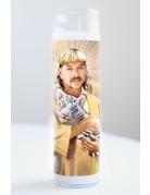 Illuminidol Saint Joe Exotic (Tiger King) Prayer Candle - Unscented