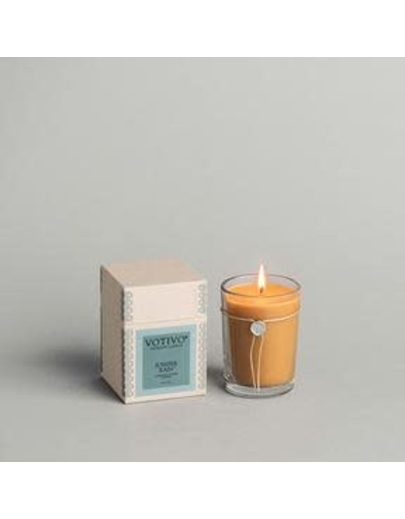 Votivo 6.8 oz Juniper Rain Candle