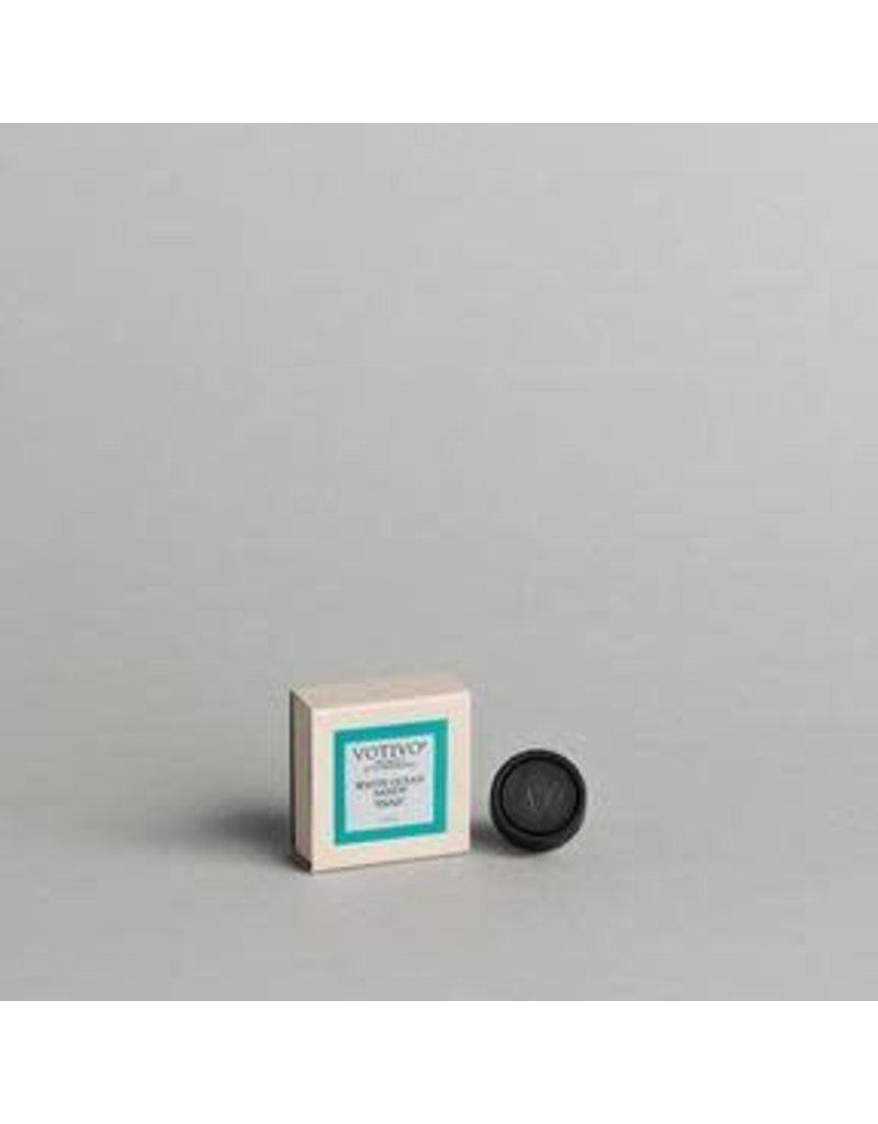Votivo Aromatic Auto Fragrance White Ocean Sands