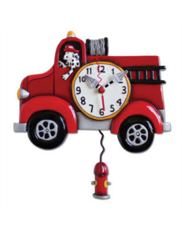Allen Designs Big Red Clock