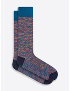 Bugatchi Mid-Calf Socks SUNSET