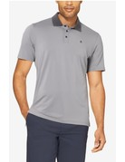 Tommy John Men's Go Anywhere Un-tucked Polo Griffin X-Large