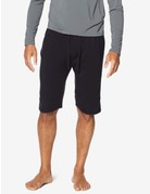 Tommy John Men's Lounge Short Black Medium