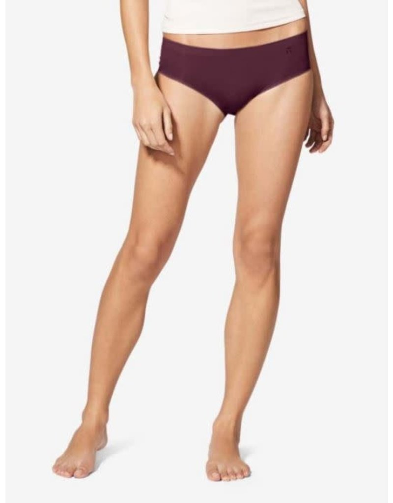 Tommy John Women's Air Mesh Brief Wine Tasting Small