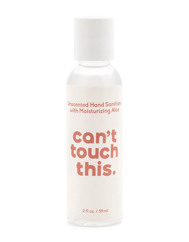 Paddywax ''Can't Touch This'' 2 OZ Unscented Hand Sanitizer + Aloe