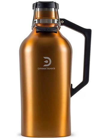 Drink Tanks 128oz. Copper Growler