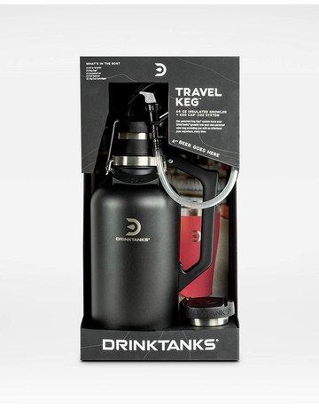 Drink Tanks 64oz. Travel Keg with Keg & Bag