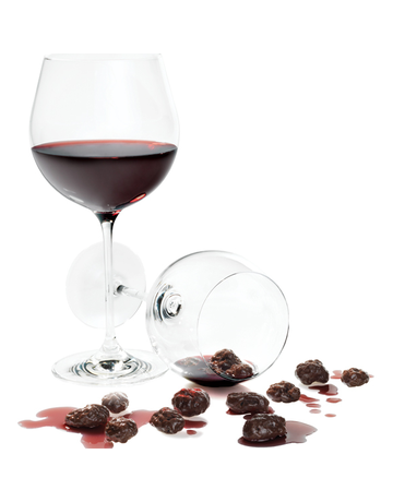 Bissinger's Chocolate Covered - Wine Grapes 3.5oz