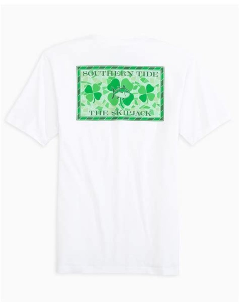 Southern Tide M SS ST Original Stained Glass Tee