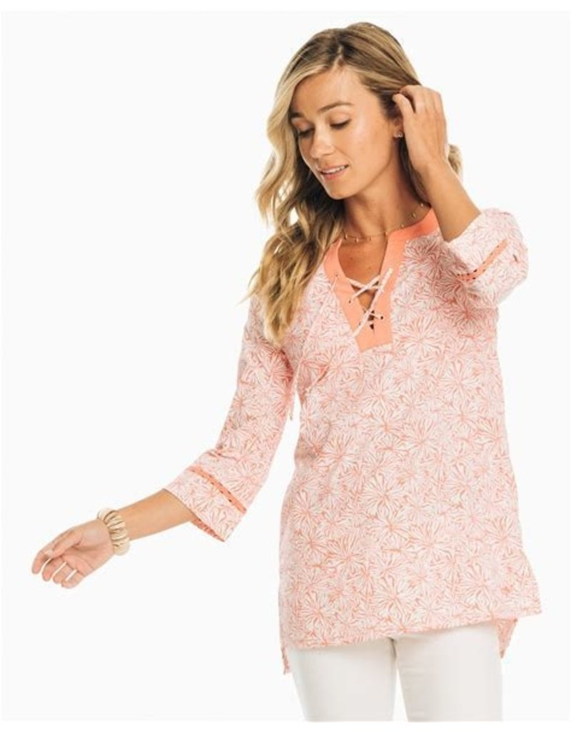 Southern Tide Hailey Printed IC Tunic