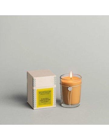 Votivo 6.8oz Sumatra Lemongrass Candle