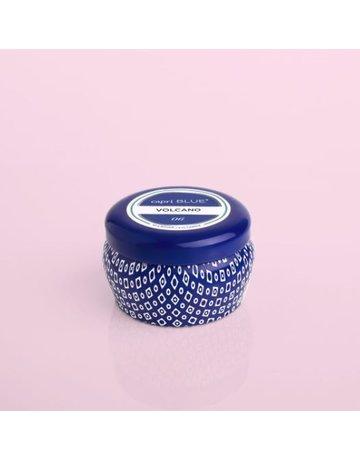 Capri Blue 3oz Blue Printed Mini