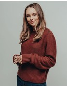 The Normal Brand Elena Crewneck Sweater