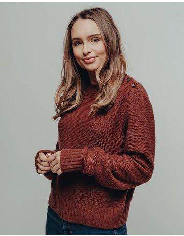 The Normal Brand Elena Crewneck Sweater