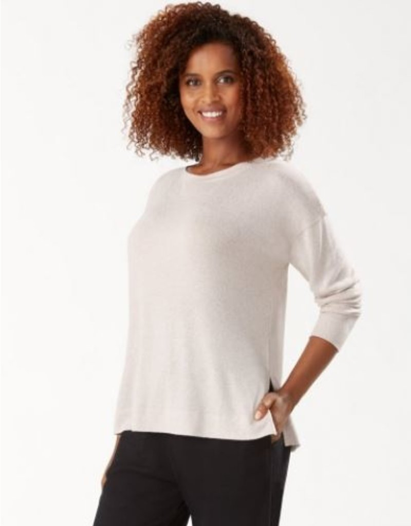 Tommy Bahama Island Soft Brushed LS Top