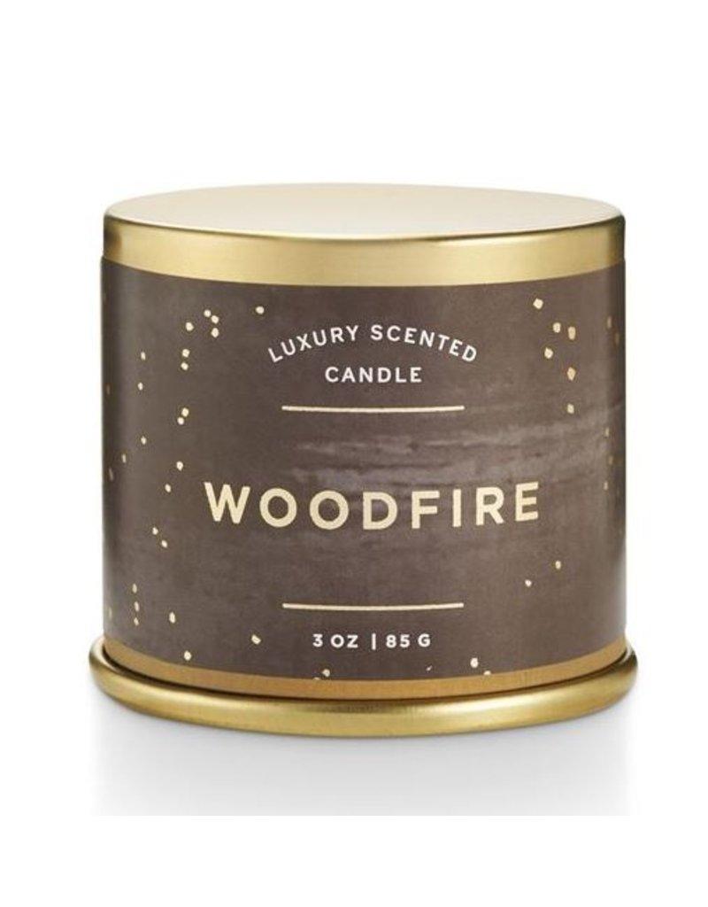 illume Woodfire 3oz. Candle